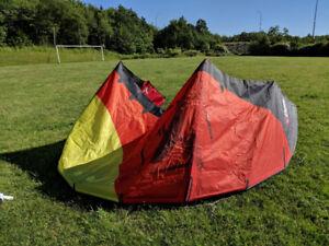 Kite Best Kahoona 9.5m 2013. Kitesurfing, kiteboarding