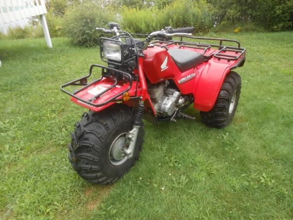 Used 1985 Honda Big Red 250 ES