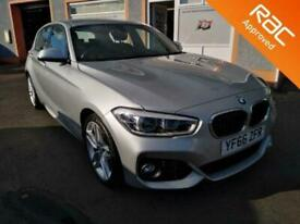 image for 2016 BMW 1 Series 1.5 116D M SPORT 5d 114 BHP Hatchback Diesel Manual