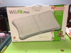 Wii Fit Plus $10.00