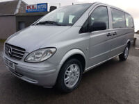 Mercedes-Benz VITO 2.1 CDI TRAVELINER LONG BUS - 9 SEATS