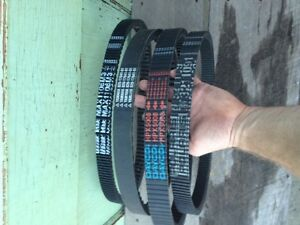 Snowmobile and atv belts
