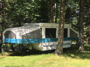1997 Viking Tent Trailer 12' Box