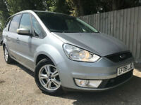 2008 08 Ford Galaxy 1.8TDCi Zetec 7 Seater 125 BHP 6sp Only 60k mpv 53.3 mpg px
