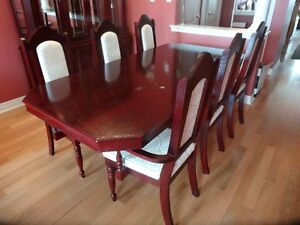 Cherrywood Dining Room Set for Sale