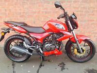 NEW Euro 4 Keeway RKS Sport 125 learner own this bike for only £10.67 a week