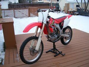 2003 HONDA CRF 450 R