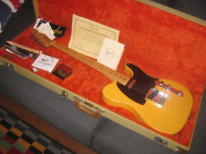Fender Telecaster 52 Reissue USA