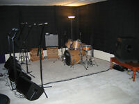 Rehearsal Room Available with Benefits