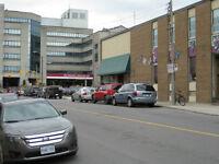 Retail store space - downtown Kingston