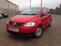 Volkswagen Fox 1.4 URBAN (red) 2009