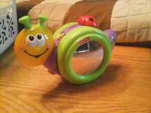 Fisher Price Crawl Along Snail