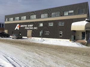 Commercial sublet - Downtown Whitehorse