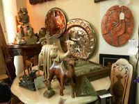 Man Cave Decor for the WOW with a Woman's touch