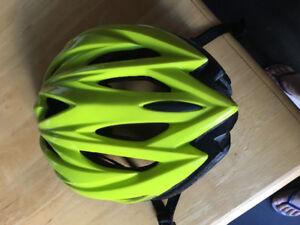 Helmet in bikes