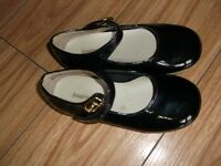 Vintage 70's jumping jacks leather dress shoes