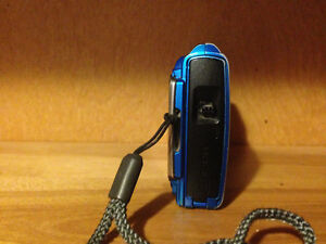 OLYMPUS Blue TG320 Camera with accessories Prince George British Columbia image 3
