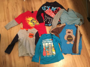 4T Clothing Lot -  69 piecs of clothing