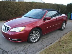 2012 Chrysler 200-Series touring Cabriolet