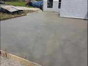 Concrete Finisher Kitchener / Waterloo Kitchener Area image 3