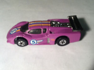 Hot wheels die-cast car