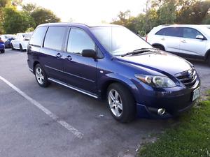 For sale very good 2006 MAZDA MPV  MILEAGE IS 165000KM