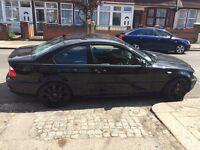 BMW coupe 318ci 3 series 2006 bargain quick sale