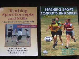 Awesome Sport Textbooks for Coaches, Teachers, Self-Motivators
