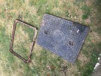 Drain/ man hole cover