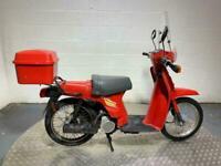 Honda sh50 1991 city express rare classic scooter spares or repair 1 OWNER