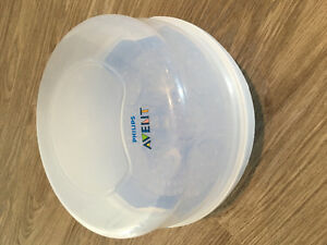 Very EUC Philips AVENT BPA Free Microwave Steam Sterilizer