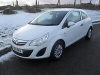 Vauxhall/Opel Corsa 1.0i 12v ( 65ps ) ecoFLEX 2012.5MY S ONLY £30 Tax 38800 Mls