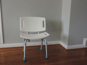 Bathtub/Shower Safety Chair