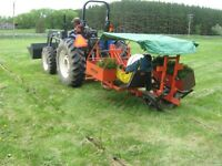 Farmers - Earn extra $$ with your tractor.
