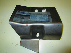 65-66 mustang rear fender apron extension