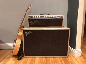 Fender ToneMaster with 2x12 Cab