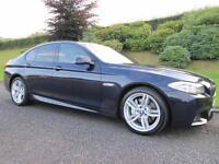 2013 BMW 535d M Sport TWIN TURBO **313 BHP**