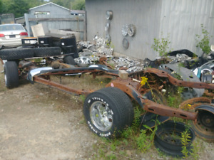 1978 to 1987 olds cutlas frame G body