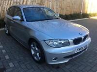2006 06 BMW 120D Sport 5 Door