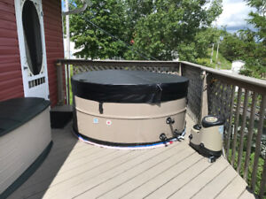 Portable Hot Tub for Sale