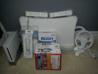 Wii and Wii Fit Plus Games and Accessories