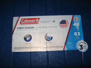 COLEMAN COOLER NICE !! ONLY $25.00 NO TAX ! Cambridge Kitchener Area image 4