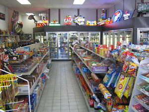 Busy and profitable convenience store for sale