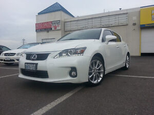 2013 Lexus CT 200h Premium Package Hatchback