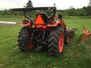 Kioti Farm Tractor Model CK27