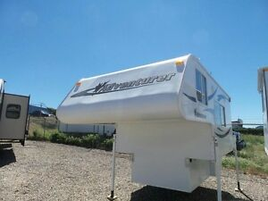 2010 Adventurer CAMPER 80GS