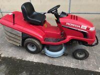 Honda Ride On Mower 2417