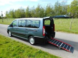 2012 Peugeot Expert Tepee 2.0 Hdi L2 LWB 6 Seats 32K WHEELCHAIR ACCESSIBLE WAV