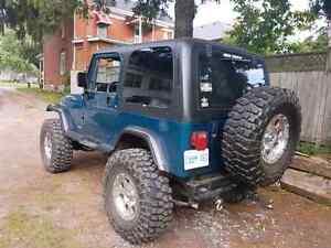 1988 jeep yj  London Ontario image 2