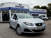 2010 SEAT IBIZA S A/C Manual Hatchback